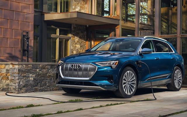 Audi e-tron 2021: queda de preço e aumento de autonomia