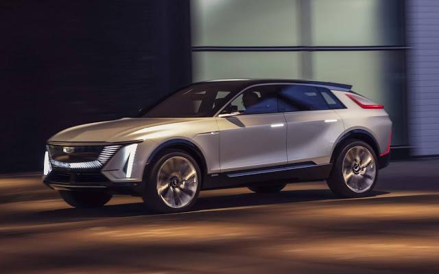 Cadillac Lyric: SUV elétrico para enfrentar o Audi e-tron