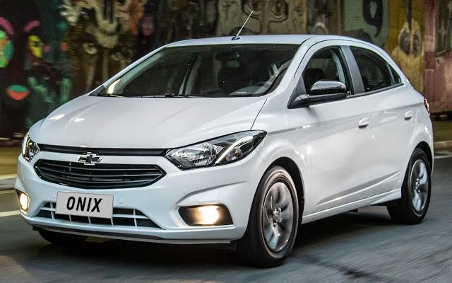 Chevrolet Onix retoma a ponta no começo de agosto
