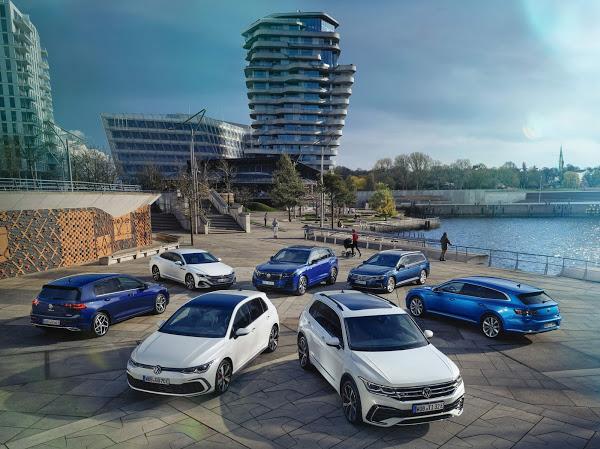 Vendas mundiais do Grupo Volkswagen disparam mais de 40% em maio